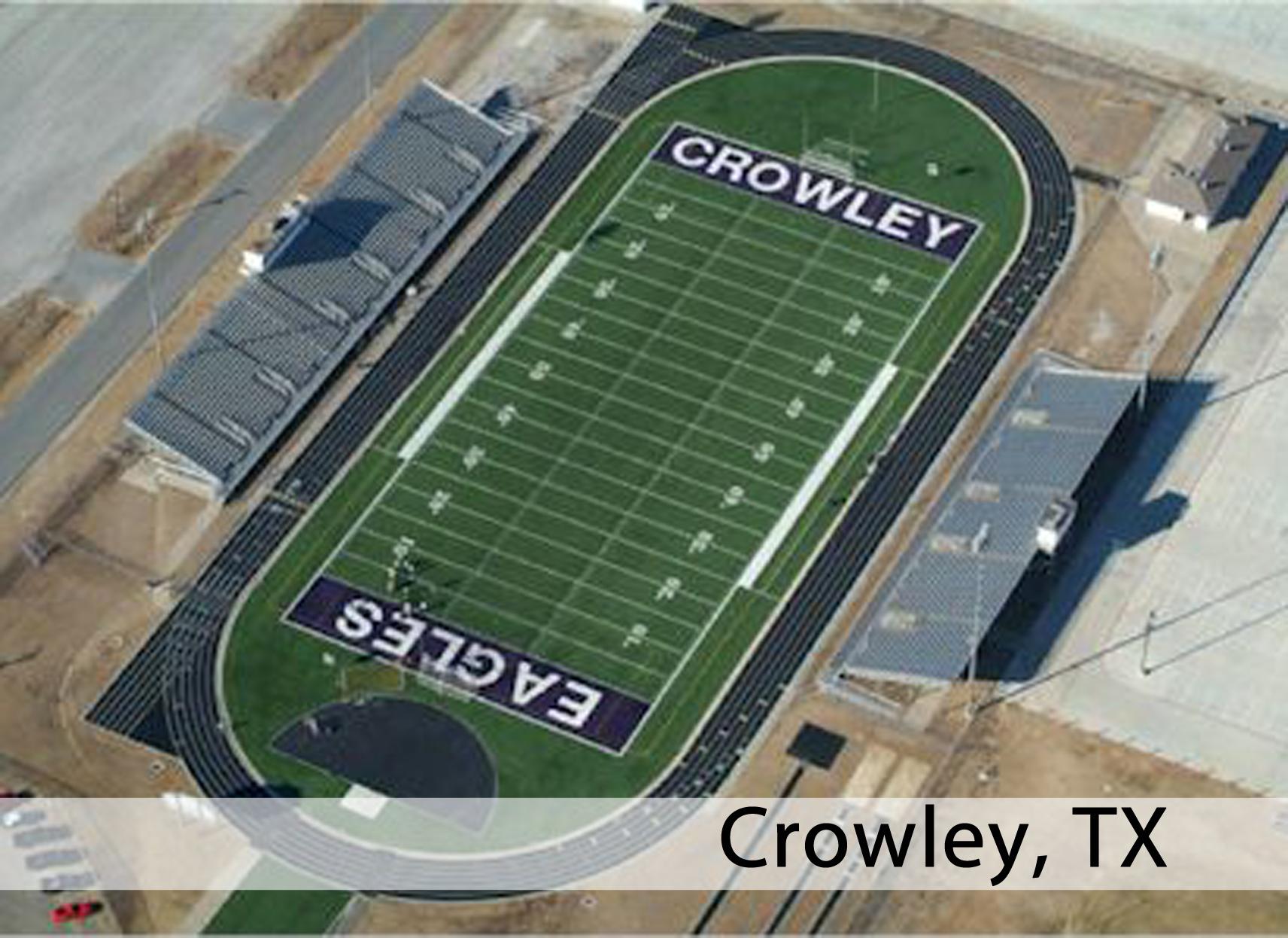 Crowley, Plumber